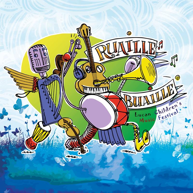 Ruaille Buaille! Lucan Children's Music Festival